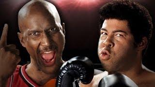 Michael Jordan vs Muhammad Ali.  Epic Rap Battles of History Season 3.