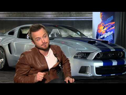 Need for Speed: Aaron Paul
