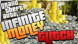 GTA 5 Online UNLIMITED FREE Money Trick Grand Theft Auto