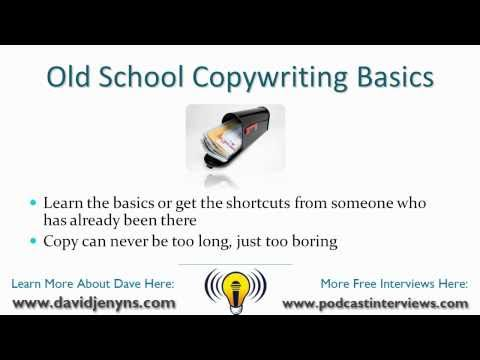 How To Write A Good Copy -- John Carlton