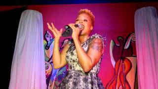 Chrisette Michele Performs Live At The Savoy