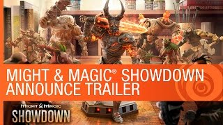 Might & Magic Showdown - Bejelentés Trailer