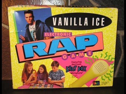 Live Vanilla Ice Rap Game and The Grinch Sings (Beer and Board Games)