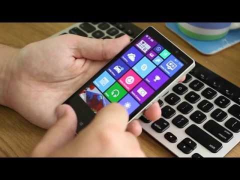 Nokia Lumia 930 unboxing