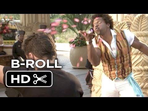 Blended B-ROLL 1 (2014) - Adam Sandler, Drew Barrymore Movie HD