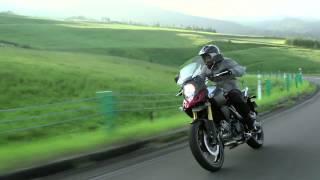 Suzuki V-Strom 1000 Tanıtım Videosu