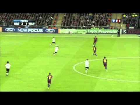 Xavi Hernandez HD 2011 2012 Passing Skills Goals Analysis
