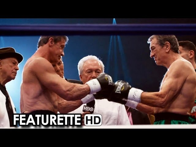 Il Grande Match Featurette Kevin Hart inedito (2014) Robert De Niro, Sylvester Stallone HD