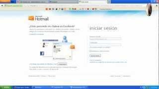 Conecta Hotmail Con Facebook Chat
