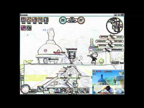 [Avatar Star VN] Avatar Star hoạt hình phác họa (hơi hại mắt :3)