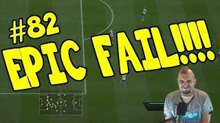 EPIC FAIL!!!! FIFA 14 Career Mode #82