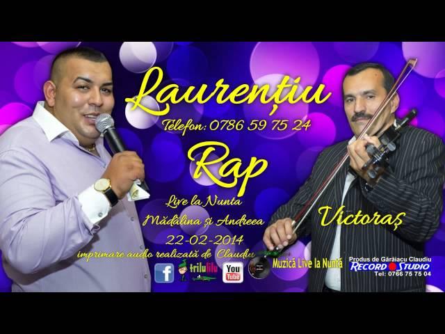 Laurentiu Rap - Am iubit doi ochi caprui LIVE Audio: Record Studio