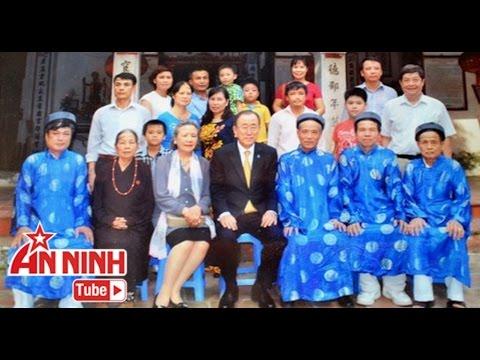 Tổng thư ký Liên Hợp Quốc có đúng là người gốc Việt?