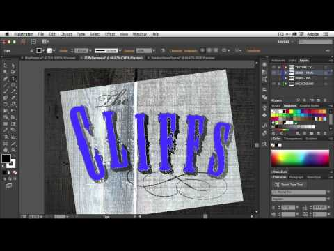 Adobe Illustrator CC - My Top 5 Favorite Features