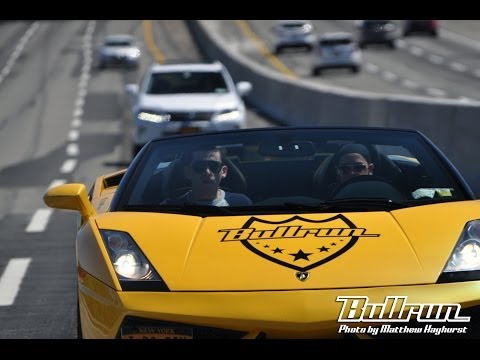 Bullrun 2014: New York to Scottsdale (Day 1)