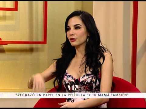 Entrevista con Martha Higareda en Galería VIP