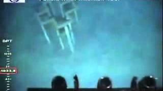 Mystery Object On Ocean Floor