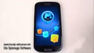 Android Handy überwachen Mit Deutscher Smartphones App
