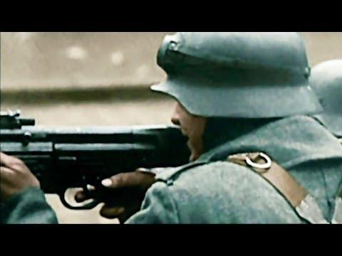 Trận đụng độ ác liệt nhất giữa phát xít Đức và quân Anh, Mỹ [HD]