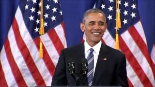 Obama's 17 Best Jokes and Jabs