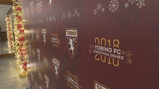 La cena di Natale del Torino FC