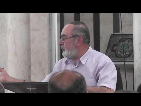 رسالة الفجر السابعة للشيخ احمد بدران