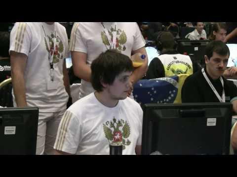 ESWC 2010: видео репортажи!