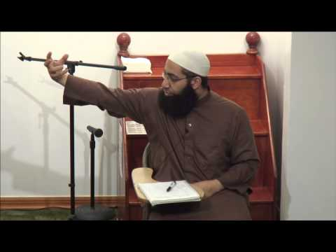 Brother Muhammad Elshinawy - Islam Balanced Between Dunya & Akhirah