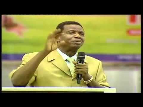 Out Of The Miry Clay by Pastor E. A. Adeboye