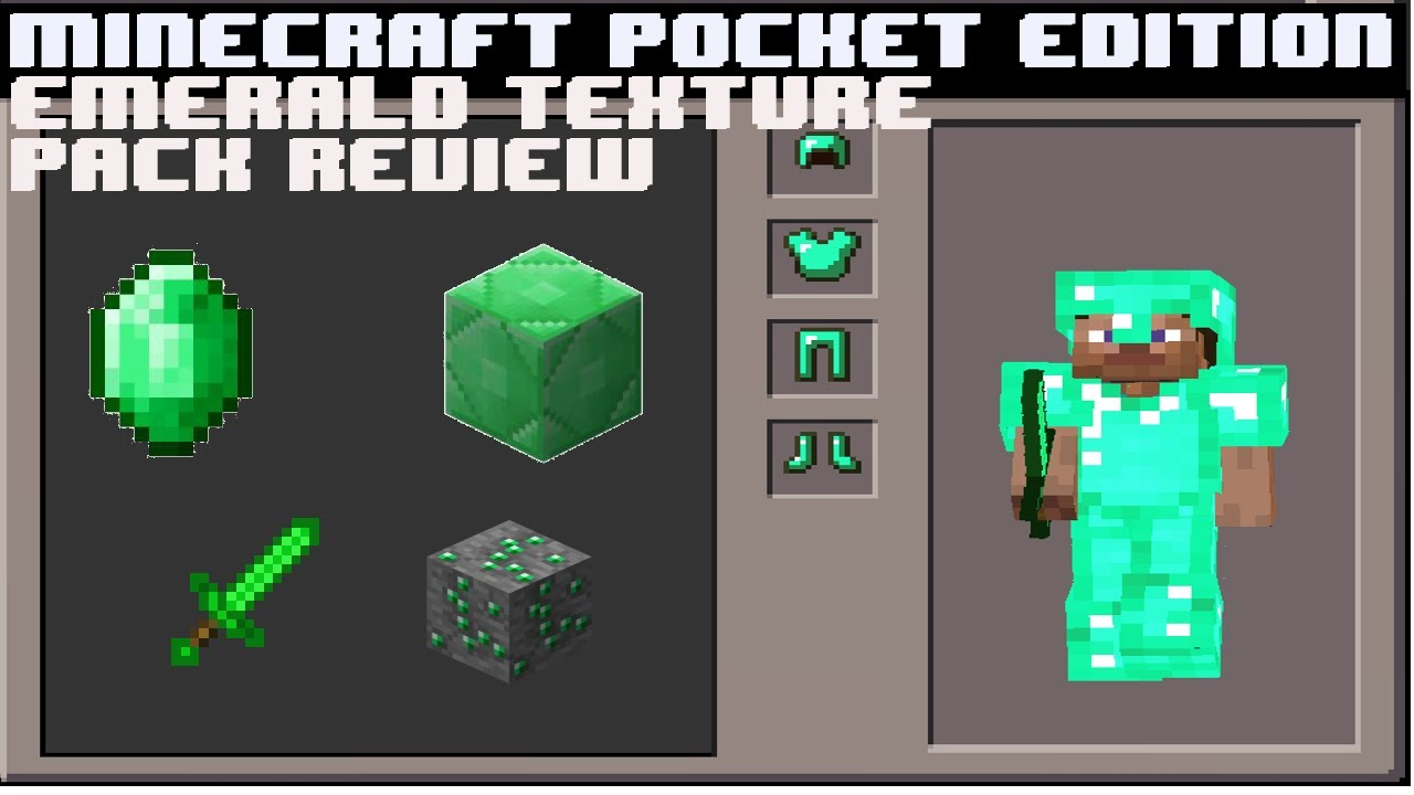 texture packs for minecraft pocket edition