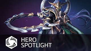 Heroes of the Storm - Maiev Spotlight