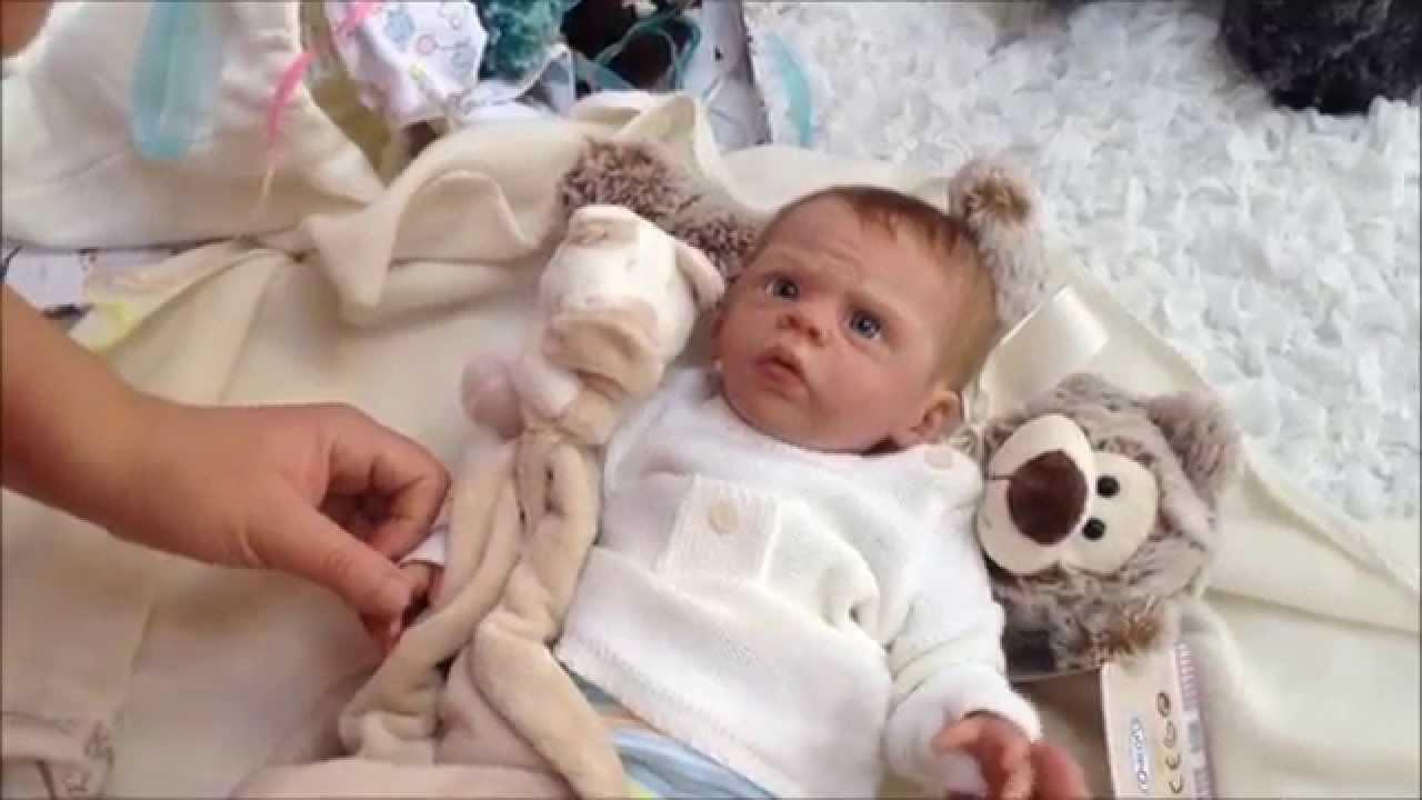 Baby Reborn Box Opening Youtube