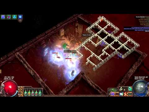 ★Path of Exile★ Corrupted Boss: Rima (Neglected Cellar)