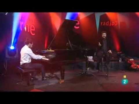 Alegrias live concert flamenco pianist  RTVE