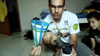 Foguete De Garrafa Pet Com Paraquedas