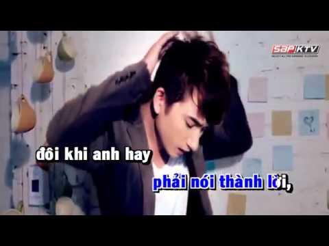 [Karaoke] Anh ghét làm bạn em - Phan Mạnh Quỳnh