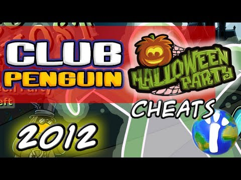 Club Penguin: Halloween Party 2012 Cheats,
