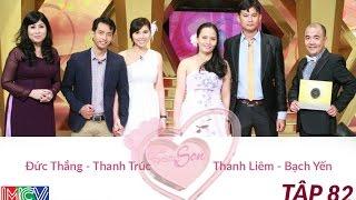 Thanh Liêm - Bạch Yến và Đức Thắng - Thanh Trúc | VỢ CHỒNG SON | Tập 82 | 150301