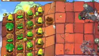 Plantas Vs Zombies Level 5-9 (Español)