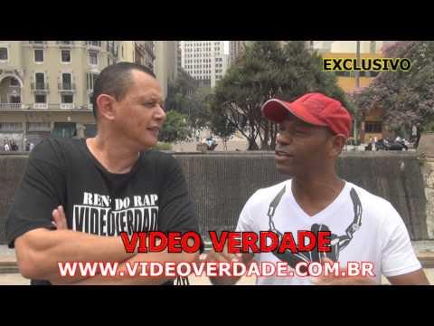 PEPEU FENOMENO DO RAP NACIONAL COM RENE DO RAP NO VIDEO VERDADE.