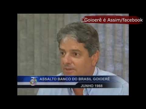 O MAIS LONGO ASSALTO A BANCO DO BRASIL - GOIOERÊ 1988