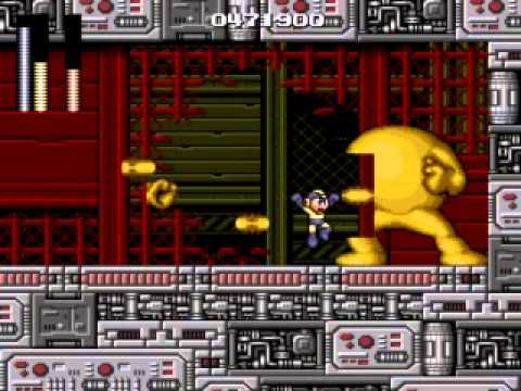 Mega Man - The Wily Wars - Mega Man - The Wily Wars Megaman 1 Bosses (GEN) - User video