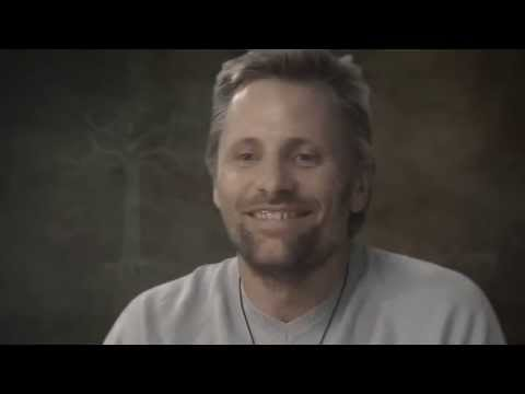 Viggo mortensen Funny behind the scene HD
