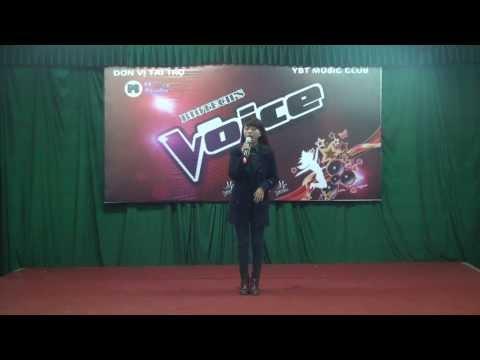 (BiVoice1-Quyết đấu 1) 04.Con Tim Mong Manh_Quỳnh Thư (Team Thanh Bình)