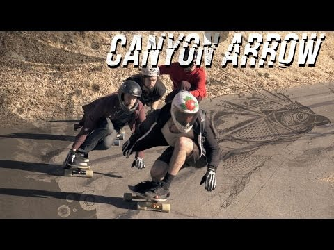 Landyachtz Canyon Arrow