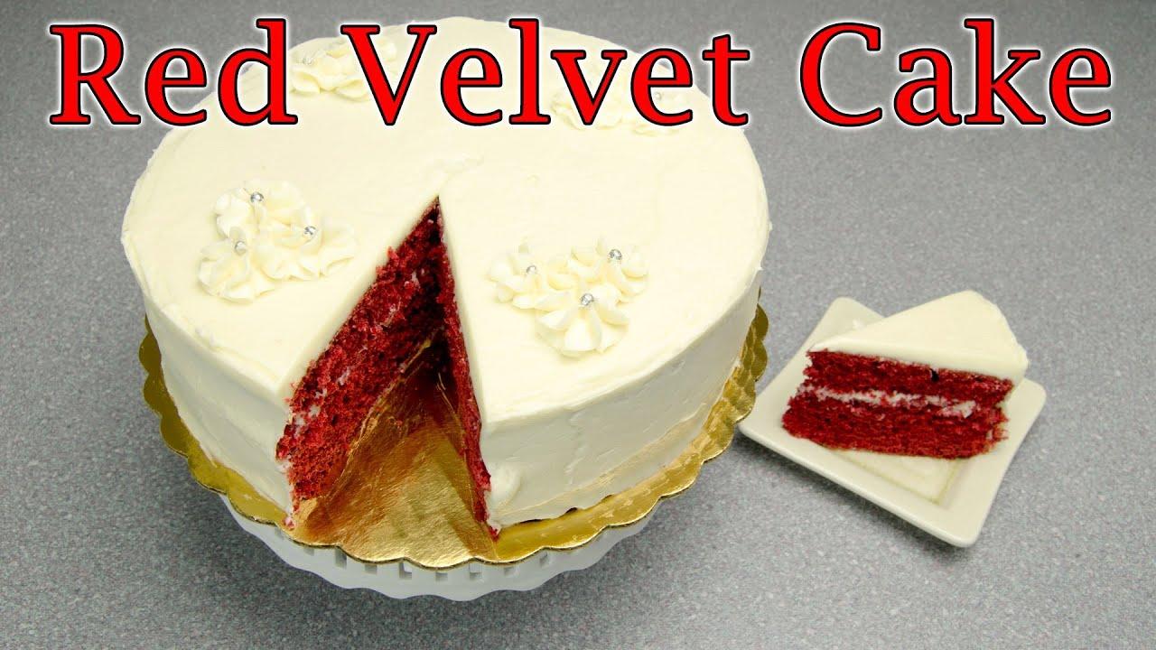 Red Velvet Cake Recipe Cookies Cupcakes And Cardio