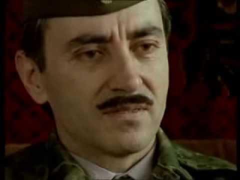 Джохар Дудаев. Герменчук, 1995