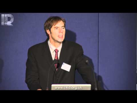 Centre for Intelligent Design Lecture 2011 by Stephen Meyer on 'Signature in the Cell'.