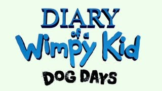 Diary Of A Wimpy Kid: Dog Days Official Trailer 2012 (HD