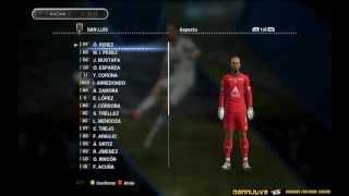 PES 2013 Liga Mexicana (Liga MX) + Descarga Por MEGA